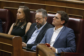 Ciudadanos bloqueará gastos, viajes o subcomisiones parlamentarias mientras no haya investidura