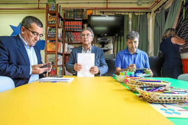 El conseller Martí March asume errores y problemas en el inicio escolar en Ibiza