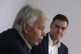 Felipe González: «Me siento engañado por Pedro Sánchez»