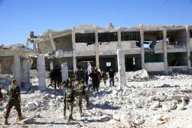Ban califica de «crímenes de guerra» los ataques a los hospitales de Alepo