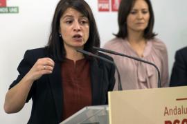 Lastra afirma que las dimisiones de la ejecutiva socialista son un «golpe de Estado»