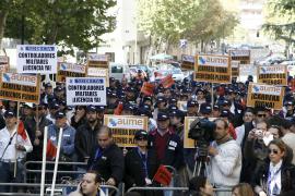 300 militares exigen cambios en la ley de Fuerzas Armadas