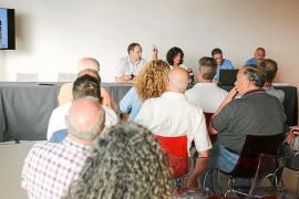 El Consell d'Eivissa continuará con las obras de Jesús a partir de la semana que viene
