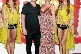 Fonsi Nieto se casa en Ibiza
