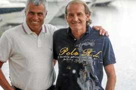 Hermann y Egil, dos leyendas vivas del fútbol suizo