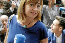 El PSIB se entrega a Sánchez y Armengol reclama que se dé voz «a la militancia»
