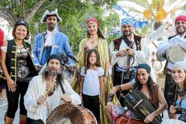 Piratas, marineros y seres mágicos toman Sant Antoni hasta el domingo