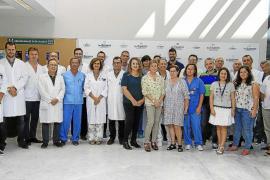 Reimplantan con éxito el brazo a un joven accidentado en Formentera
