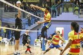Mañana comienza el I Torneo Baleària de Voleibol en Es Viver