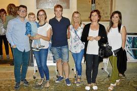 Muestra colectiva y concierto en Pollença