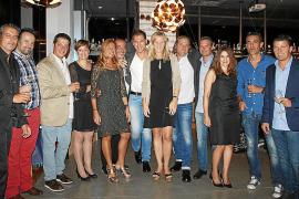 Pedro Mesquida celebra su 25 aniversario de boda en Schwaiger Xino's