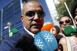 La Fiscalía pide el ingreso en prisión de Miguel Ángel Flores