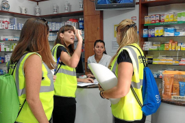 Campaña informativa en Vila sobre los cambios circulatorios