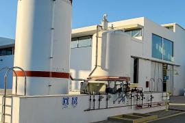 La empresa Tragsa conectará la desaladora de Santa Eulària por 2,8 millones de euros