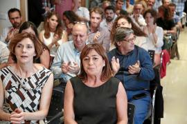 Armengol lleva hoy a Sánchez el apoyo unánime del PSIB a su estrategia