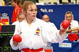 Cristina Ferrer cumple el sueño de estar en el Campeonato del Mundo