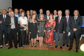 El Rotary Club Ibiza celebra con una cena de gala su 35 aniversario