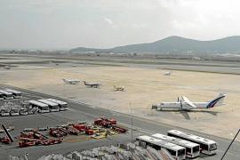 El aeropuerto de Ibiza registra hasta agosto 8.898 vuelos privados y 21.185 pasajeros