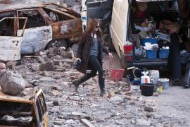 Angelina Jolie recibe autorización para proseguir el rodaje en  Bosnia
