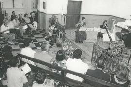 «En los años 80 se echaba mucho de menos la música clásica en Ibiza»