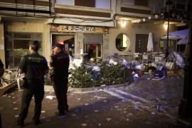 Una explosión por escape de gas en Málaga se salda con 90 heridos, cinco de ellos graves