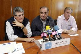 El PP presenta 23 alegaciones al Plan Territorial, pero vuelve a pedir su retirada