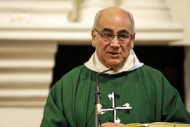 Miguel Ángel Sánchez se despide de sus feligreses de Sant Miquel