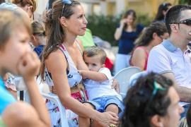 Diez años reivindicando la lactancia materna en Ibiza