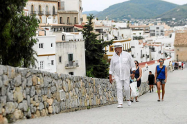 El pintor que fotografió la Ibiza de hace un siglo