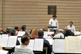 La Simfònica regresa a Madrid para actuar este martes junto a Juan Diego Flórez