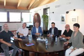 El Consell d'Eivissa y el Ayuntamiento de Vila remodelarán el paseo de Ses Figueretes