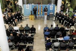 La Policía Nacional celebra un descenso de la criminalidad