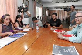Toni Sánchez-Tirado dimite como coordinador de Podem-Guanyem en el Consell d'Eivissa