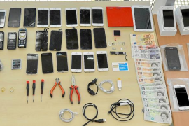 La Policía Nacional detiene a uno de los mayores receptadores de Ibiza