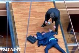 Un eurodiputado del UKIP se encuentra en estado crítico tras una presunta pelea con compañeros