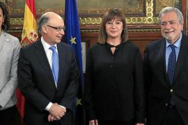 Acuerdo en la izquierda para incluir una subida de la ecotasa en los Presupuestos