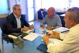 Consell y Ayuntamiento financiarán la creación de un local cultural en Sant Antoni