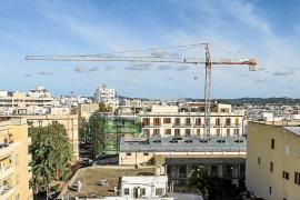 Ibiza y Formentera cerraron el primer semestre con un 77% más de nuevas viviendas visadas