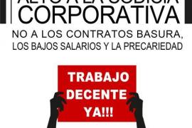UGT y CCOO denuncian que la precarización afecta al 80 % de los trabajadores