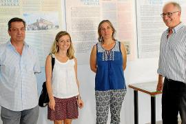 Presentación de la exposición 'El monestir de Cabrera. Segles V-VIII dC'