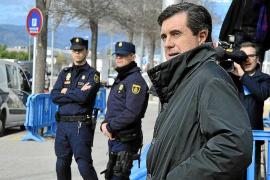 El fiscal reclama otros dos años de cárcel para Matas