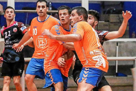 El HC Eivissa salva un empate en un final de infarto