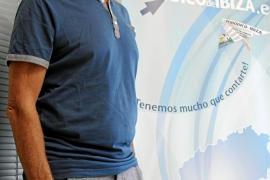 Jorge González: «Falta profesionalización en el atletismo»