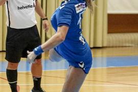 Ana Ferrer: «Soñamos con volver a jugar la fase de ascenso»