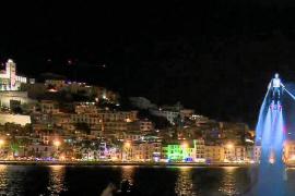 Arte lumínico y vídeo artistas sorprenderán en Ibiza Light Festival