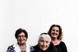María Marí Torres: «Me gustaría llegar a cumplir los 100 años para hacer una gran fiesta con la familia»