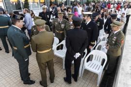 Celebración del Pilar en Ibiza