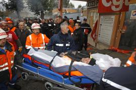 La Policía desbloquea una de las mayores refinerías de Francia
