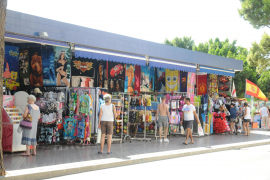 Las llegadas de turistas a Balears aumentan un 9,4% en septiembre