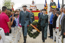 La Guardia Civil tendrá base en Sant Josep